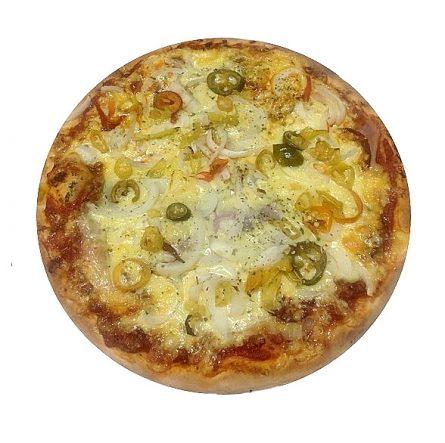 Ördög pizza
