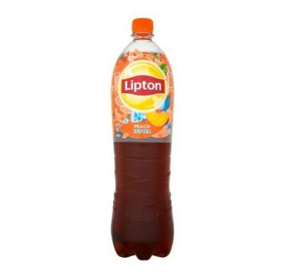 Lipton ice tea barack 1,5L