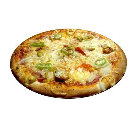 Agyvérzés pizza