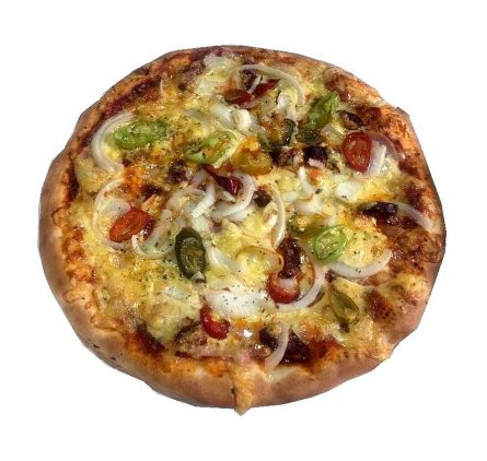Ala hot pizza
