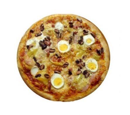 De la Rosa pizza