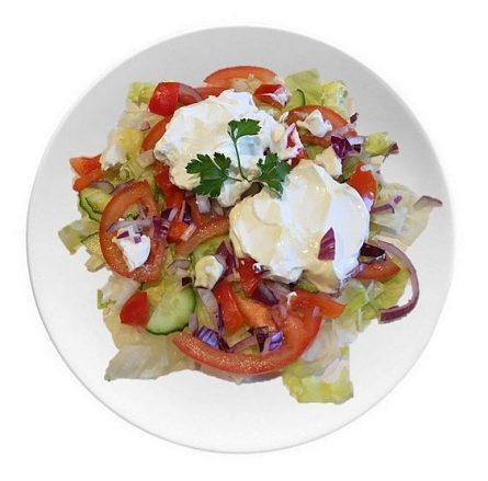 Sopszka saláta