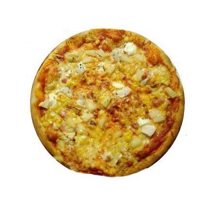 Felkelő nap pizza