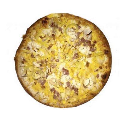Kaukázus pizza