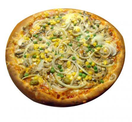 Leonardo pizza