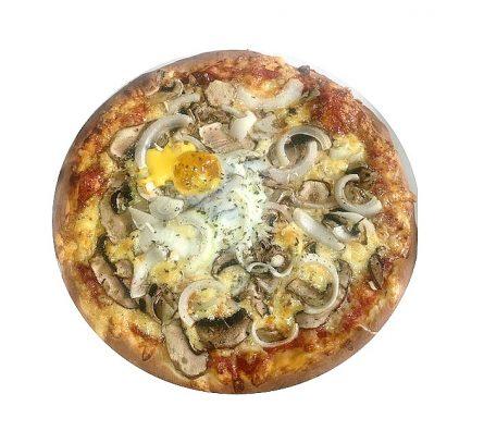 Pármai pizza