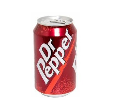 Dr Pepper 0,33