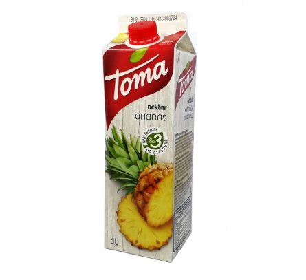 Toma ananász 1L