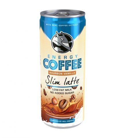 Hell Energy Coffee – Slim latte 250ml