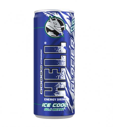 Hell Energy drink – Goji Berry 250ml