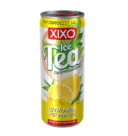 Xixo tea – Citromos 250ml