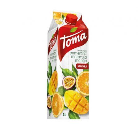 Toma Narancs Maracuja Mangó 1l