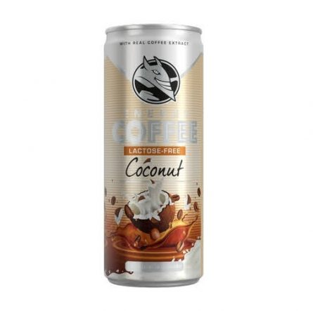 Hell coffe coconut lactose free