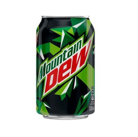 Mountain dew 0,33l